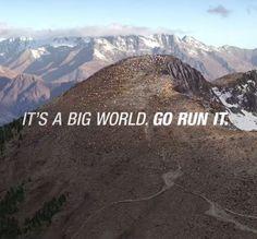 IT'S A BIG WORLD, GO RUN IT! ULTIMATE MOTIVATION VIDEO…