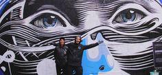 dourone - street art - paris - mur oberkampf