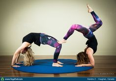 Yoga Pose: Partner/Acro Yoga