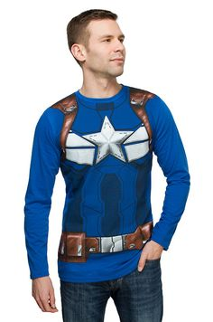 You Are Captain America