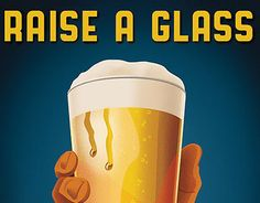 """Check out new work on my @Behance portfolio: """"Raise A Glass - California's Central Coast Brews"""" http://on.be.net/1hKEtrN"""