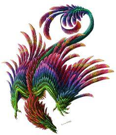 Love these wings!!  Quetzalcoatl by Sunima.deviantart.com on @deviantART