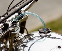 Atom Bomb Triumph RVA Overland ~ Return of the Cafe Racers