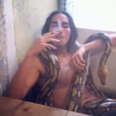 Image result for willy cartier and snake