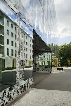 Gallery of Allianz Headquarters / Wiel Arets Architects - 31