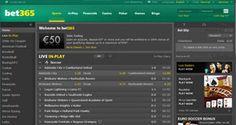 Agentia de pariuri online Bet365 – Bonus 200 RON