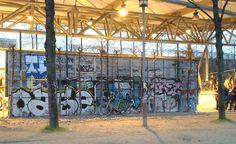 Urban landscape - Skate Park de Bercy Paris