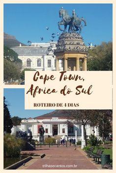 Cape Town: Roteiro de 4 dias com Criança | Trilhas e Cantos