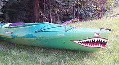 Customizing your kayak or canoe