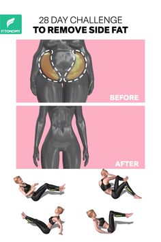 love handles workout at home ; love handles before and after ; love handles workout before and after ; love handles get rid of ; Fitness Workout For Women, Fitness Workouts, At Home Workouts, Slim Waist Workout, Tummy Workout, Side Fat Workout, Workout Body, Fitness Video, Body Fitness