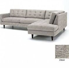 simple sectional sofa - Google Search