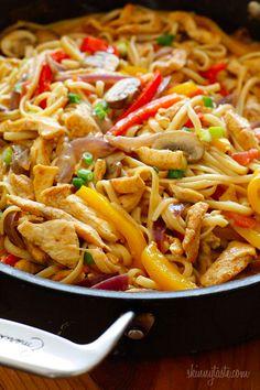 Cajun Chicken Pasta on the Lighter Side!!! Recipe from http://skinnytaste.com