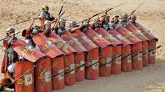 ancient roman soldiers pictures - Google Search                                                                                                                                                                                 Más