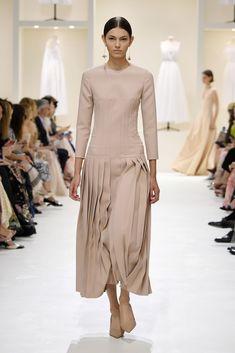Christian Dior Haute Couture Show Fall 2018