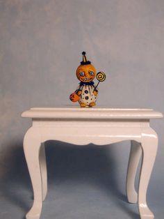 Dollhouse Miniature ❤Halloween Walt Disney trick or treat album set❤1:12 Scale
