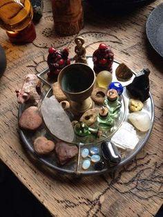 Granny Witch -Yaya- ☮ — Altar…