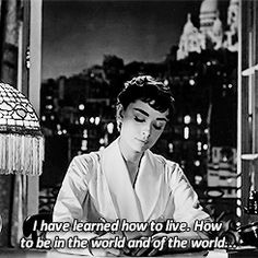 Sabrina Audrey Hepburn, Audrey Hepburn Movies, Audrey Hepburn Quotes, Classic Hollywood, Old Hollywood, Hollywood Scenes, Tv Quotes, Movie Quotes, Sabrina 1954