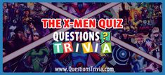Do you think you know everything about The X-Men? Try and test your knowledge of these great characters with this Trivia X-Men Quiz! Trivia Questions For Kids, Piotr Rasputin, Quizzes For Kids, Blue Lips, Trivia Quiz, Man Movies, Marvel Movies, Love Words, The Conjuring