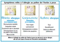 herbe a poux Les Allergies, Head Lice Nits, Grasses