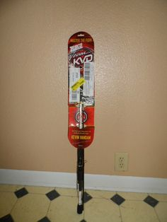 FISHING ROD .ZEBCO. TEAM KVD.NEW IN PACKAGE