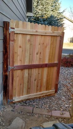 95 Best Wood Fence Gates images in 2018 | Gardens, Home, Garden