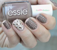 Nailstorming chocolate