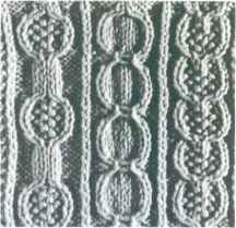 Seed Wishbone Pattern