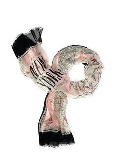 Shop Women's kate spade Pink Black size OS Scarves & Wraps at a discounted price at Poshmark. Description: ♠️❤️Kate Spade New York Map Scarf NWT♠️❤️. Map Of New York, Kate Spade, Evening Shawls, Woven Scarves, Black Scarves, Square Scarf, Graphic Prints, Detail, Mascaras