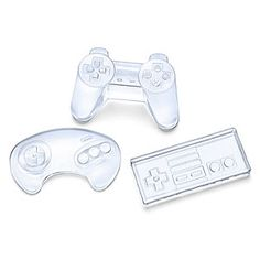 Classic Game Controller Silicone Mold | ThinkGeek