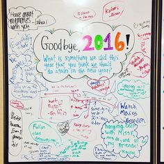 We made it to our last school day of 2016! Woohoo! Winter breaks starts NOW!  #miss5thswhiteboard #5thgradeinfloridaswhiteboard #goodbye2016 #hello2017 #reflection #newyear #iteach5th #iteach345 #floridateachers #iteachfifth #iteach456