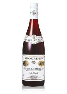 ジュヴレ・シャンベルタン(Gevrey Chambertin) / ラブレ・ロワ(Labouré-Roi) | 商品情報(ワイン) | サッポロビール