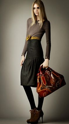 Cut-Out Detail Silk Cashmere Sweater | Burberry