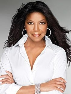 Natalie Cole. Gorgeous!