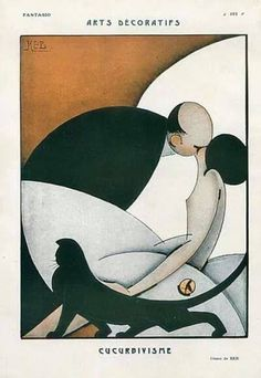"isobelgowdie: "" Beautiful art deco lines (by Reb) """