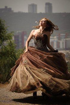 Artessana's Premium custom made Sweet Fifteen     Dresses