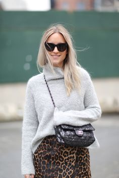 5 Effortless Ways To Style Leopard Prints