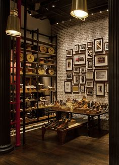 A Design and Concept Firm Retail Interior Design, Interior Work, Best Interior, Interior Architecture, College House, Retail Space, Store Displays, Leather Furniture, Wall Treatments