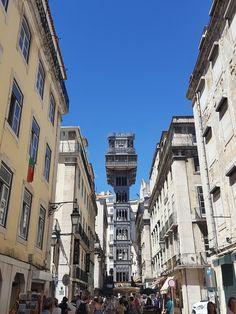 Lissabon_Elevador de Santa Justa 1