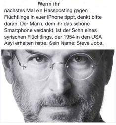 #hasspostings #steve jobs                                                                                                                                                      Mehr