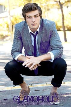 Beau Mirchoff, from Awkward.  @Theresa Gallagher- Bro or not, I don't care, he's adorable.