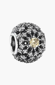 Free shipping and returns on PANDORA 'Inner Radiance' Bead Charm at Nordstrom.com. Lacy silver filigree encrusted with 63 sparkling inlays will make an ornate addition to your PANDORA charm bracelet.