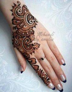 Mehandi Design Arts: Mehandi Design 24