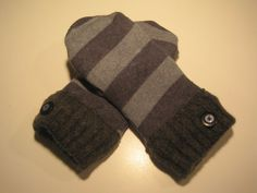 MMC0314 Coloma Wool Mittens womens med/lg by MichMittensbyLauri, $23.00