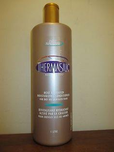 Thermasilk Heat Activated moisturizing conditioner 40 oz / 1 liter