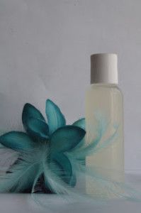Homemade Natural Hand Sanitizer