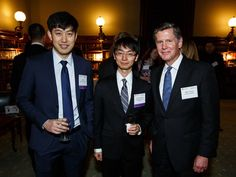 2016 Blavatnik Regional Awards Gala and Reception |  Blavatnik Awards for Young Scientists