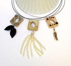 Scrabble tray jewelry