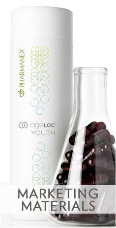 ageLOC YOUTH is a new Nu Skin Pharmanex food supplement, developed by Dr. Joseph Chang, PhD. It addresses the aging mechanism of your body and redefines the 4 genes patterns responsible for aging in the cells DNA. Want to get it at Wholesale?  become a Nu Skin distributor for 30% off on all the products (208) 684-7005