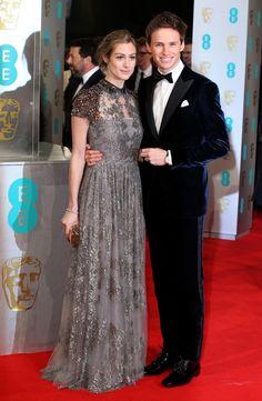 The 2015 BAFTA Awards, Look #3