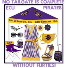 """""""ECU Pirates Tailgate time!"""" by flirties on Polyvore"""